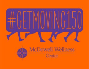 McDowell Get Moving