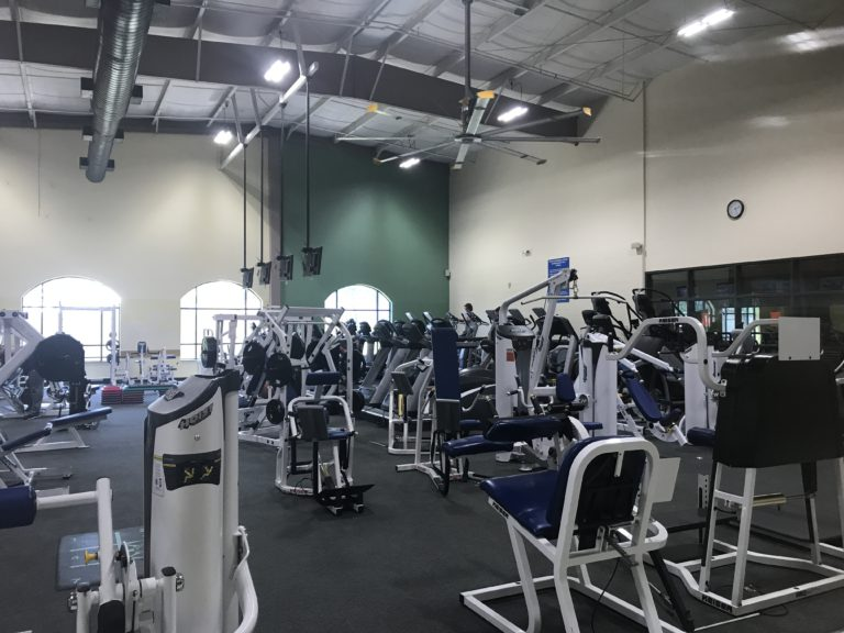 McDowell Wellness Fitness Center