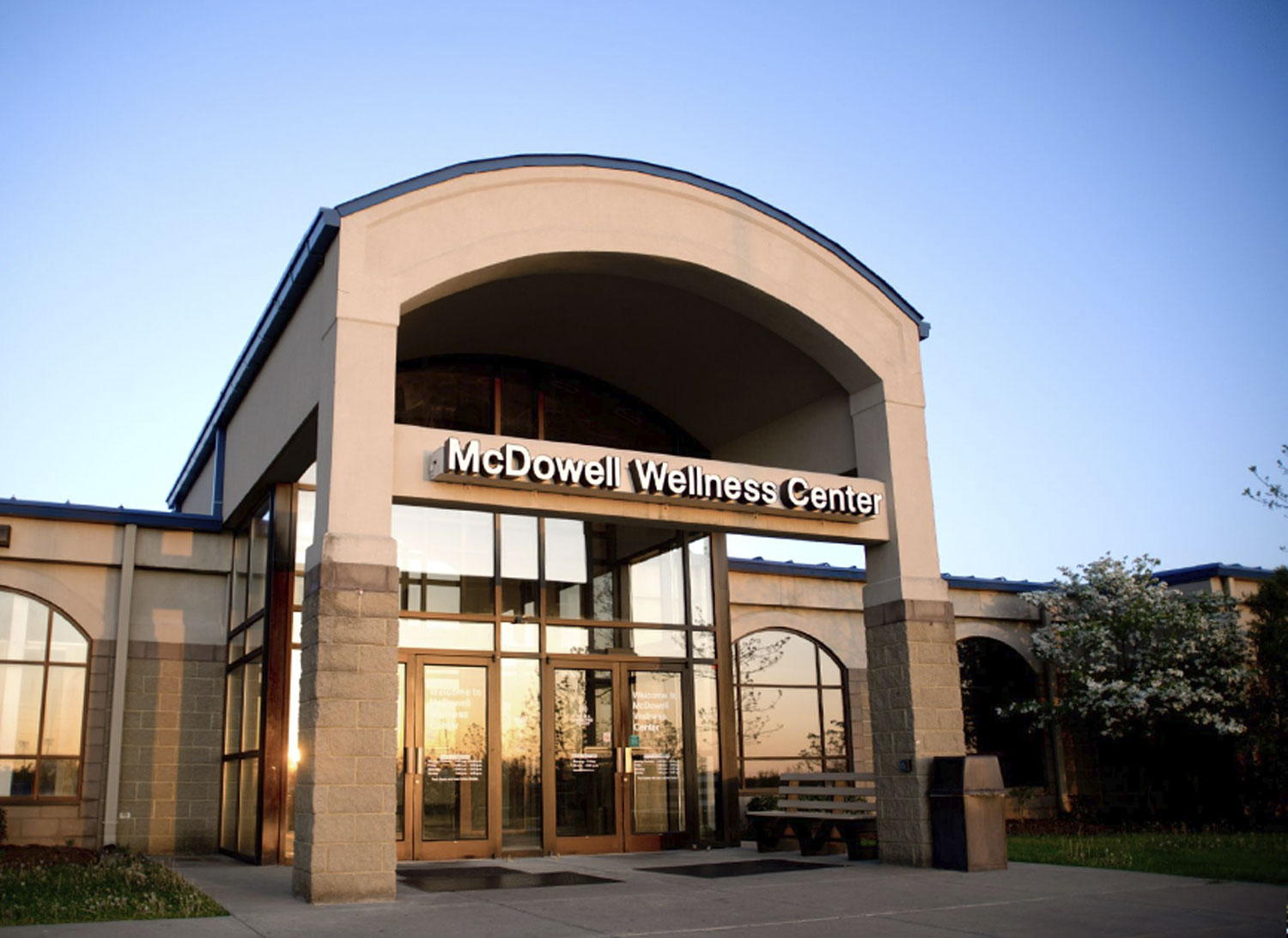 McDowell Wellness Center